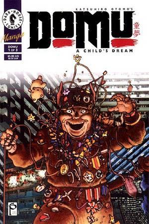 Manga Artifacts: Domu: A Child's Dream