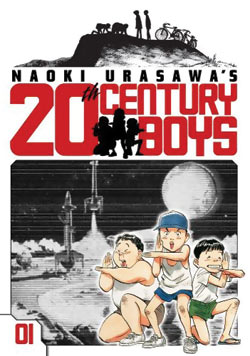 20th Century Boys, Vols. 1-6