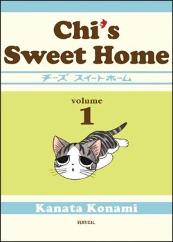 Chi's Sweet Home, Vol. 1