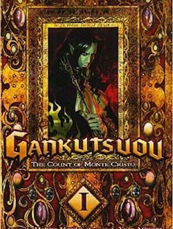 Gankutsuou: The Count of Monte Cristo, Vols. 1-3