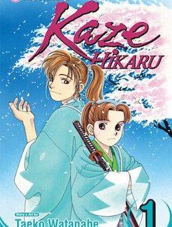 My Favorite Shojo Manga: Kaze Hikaru