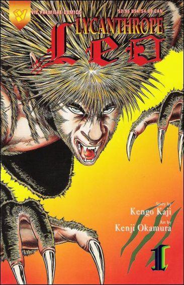 Manga Artifacts: Lycanthrope Leo