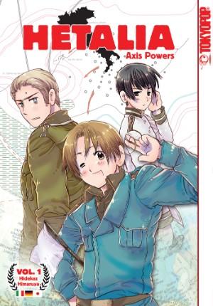 Hetalia: Axis Powers, Vol. 1