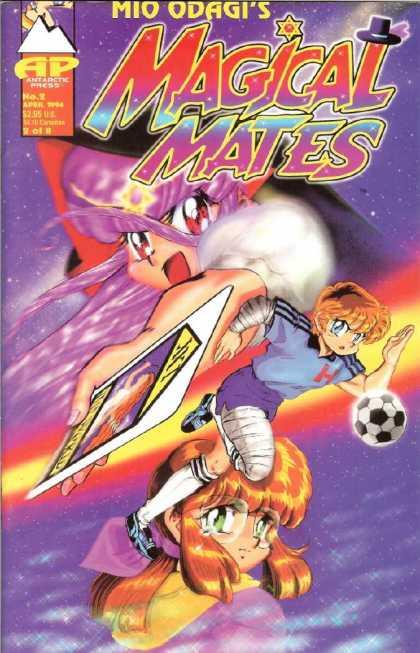 Manga Artifacts: Magical Mates