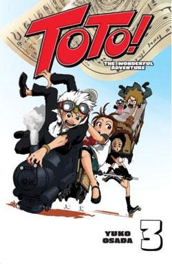Toto! The Wonderful Adventure, Vols. 1-5