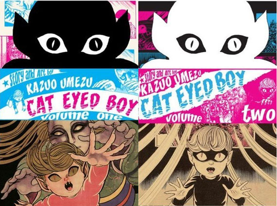 Cat-Eyed Boy, Vols. 1-2