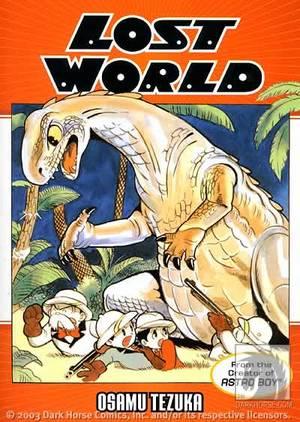Manga Artifacts: Osamu Tezuka's Lost World