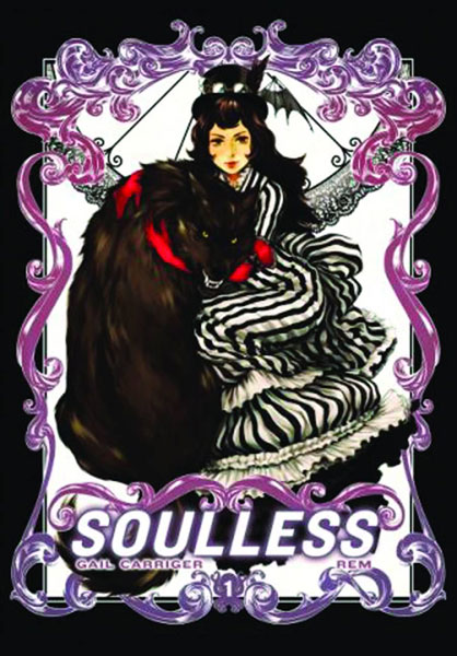 Soulless: The Manga, Vol. 1