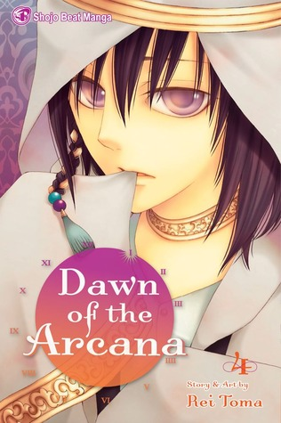 Dawn of the Arcana, Vols. 3-5