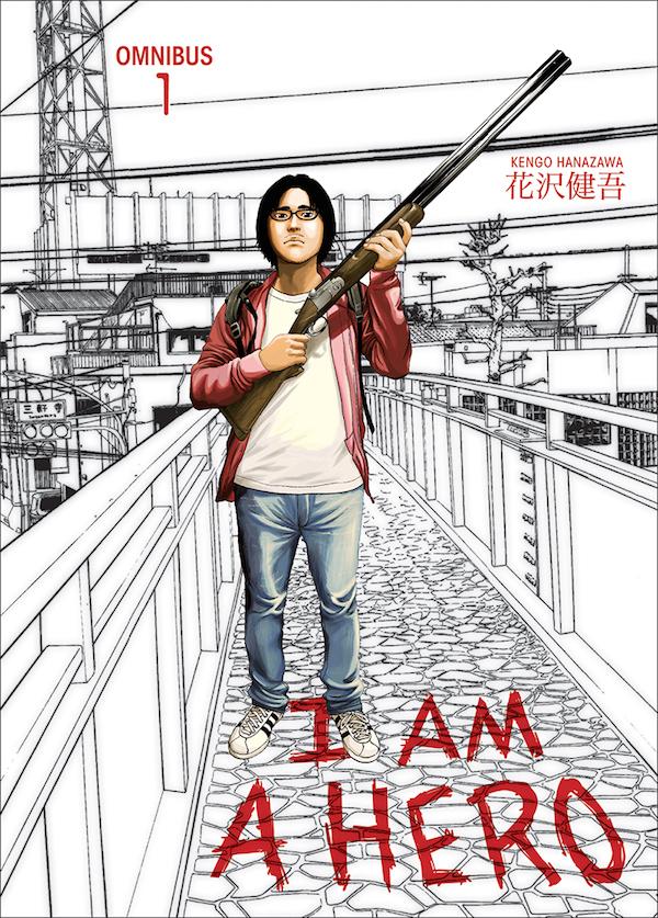 I Am a Hero, Vol. 1