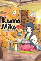 Kuma Miko: Girl Meets Bear, Vol. 1