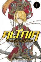 Altair: A Record of Battles, Vol. 1