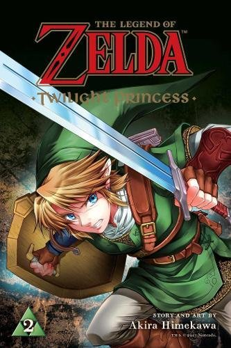 The Legend of Zelda: Twilight Princess, Vols. 1-2