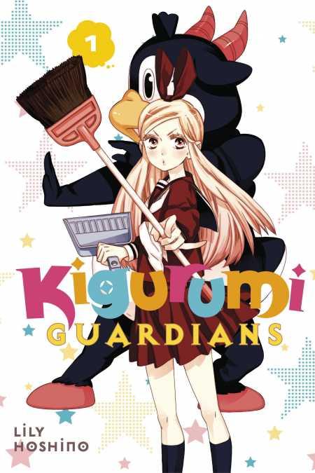 Kigurumi Guardians, Vol. 1