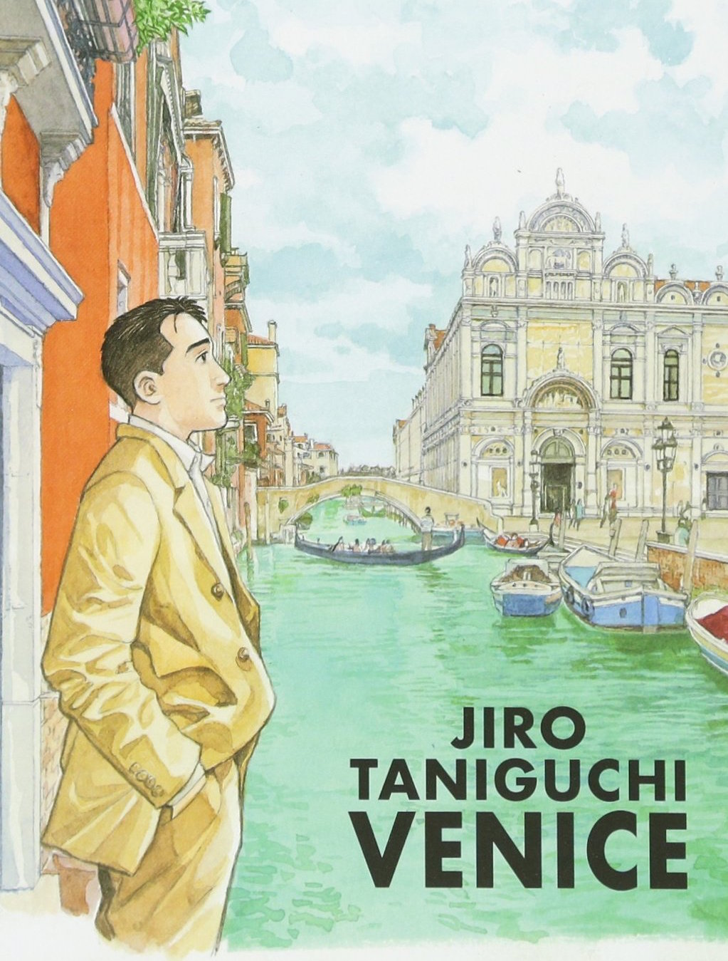 The Best Manga You're Not Reading: Venice