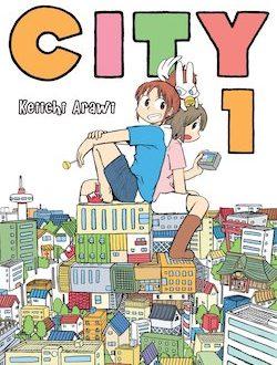 CITY, Vol. 1