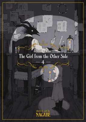 The Girl from the Other Side: Siúil, a Rún, Vol. 4