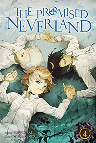 Short Takes: The Promised Neverland and Silver Spoon