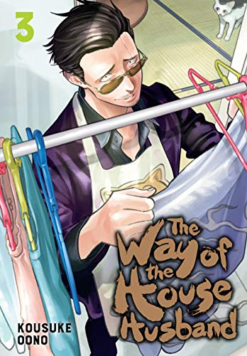 The Way of the Househusband, Vols. 2-3